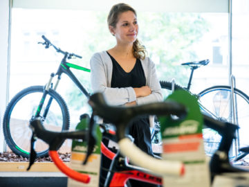 E-Bikes und Fahrräder für Selbstständige ab 1. Januar steuerfrei