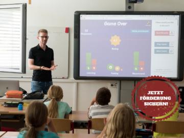 Digitalisierung im Klassenzimmer